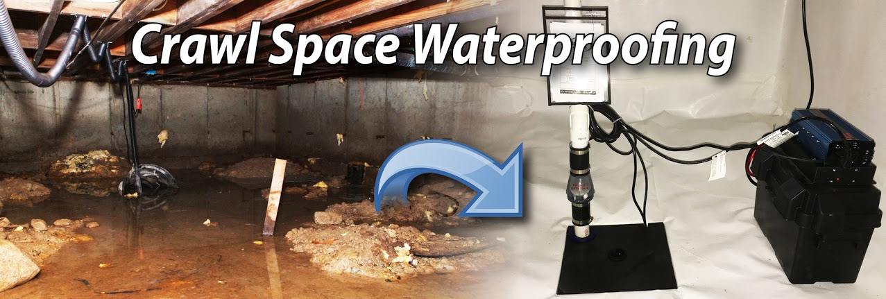 Basement Waterproofing Drainage System